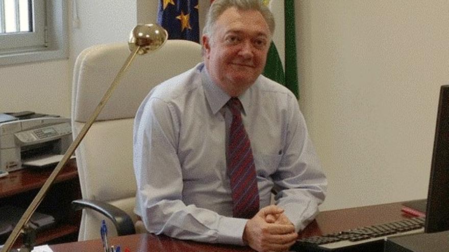Jesús Huerta Almendro, nuevo presidente de la sociedad Estatal de Loterías y Apuestas del Estado.