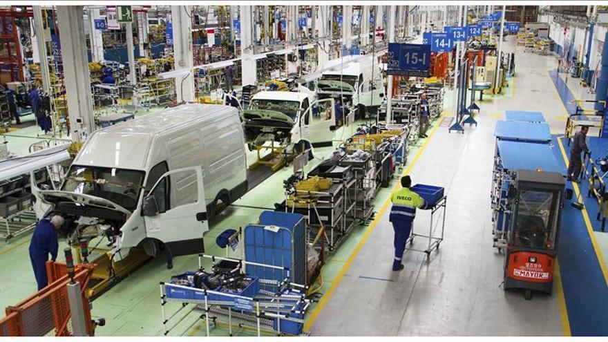 La planta de Iveco de Valladolid, la primera en eficiencia de CNH Industrial