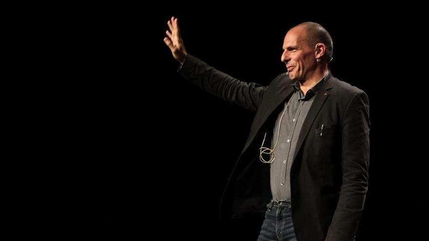 Yanis Varufakis, o como hacer reír a 1300 personas hablando de economía