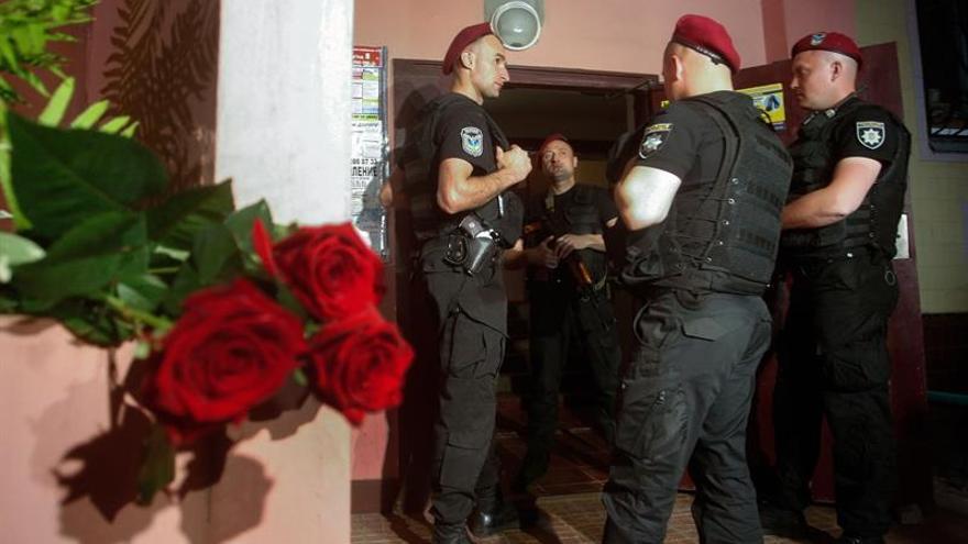 Asesinado un periodista ruso en Kiev