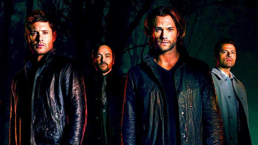 'Sobrenatural' - Foto promocional de la duodécima temporada