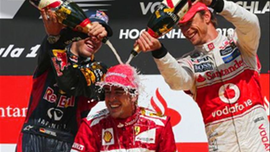 'Súper Alonso' al rescate ante más del 40% público y 4.4 millones en Antena 3