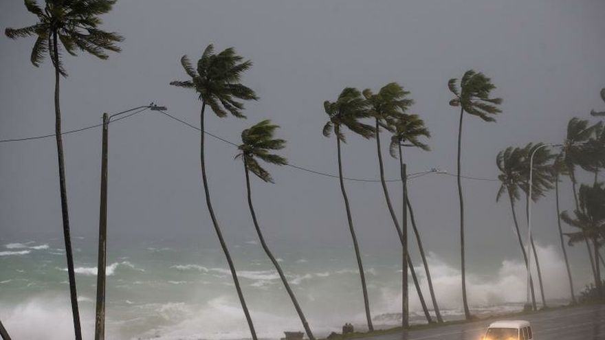 Jerry se degrada a tormenta tropical al noreste de Puerto Rico