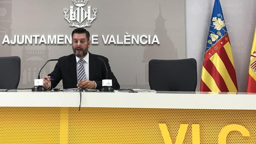 El concejal valenciano Carlos Galiana