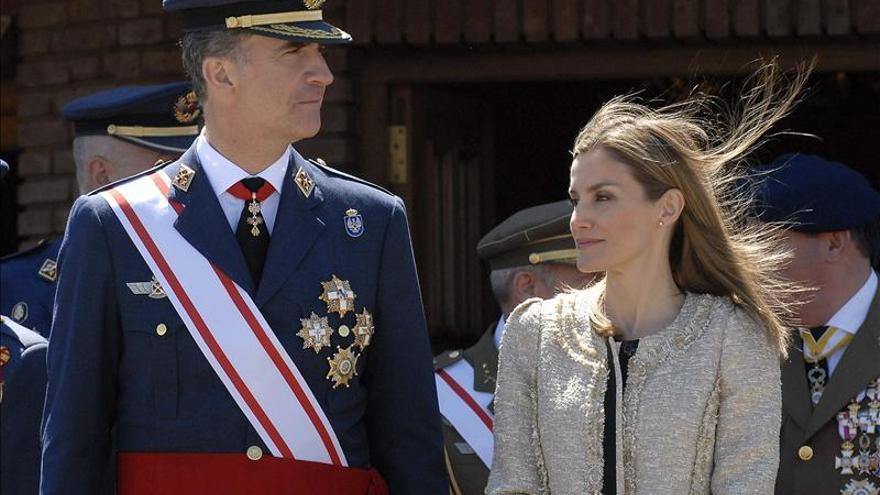 """El Rey viaja hoy a Marruecos, país """"aliado y amigo"""" de la Corona española/ Efe"""
