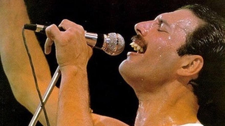 El Vocalista De Queen, Freddie Mercury