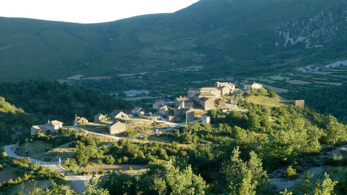 Nocito, en el Valle de Belsué