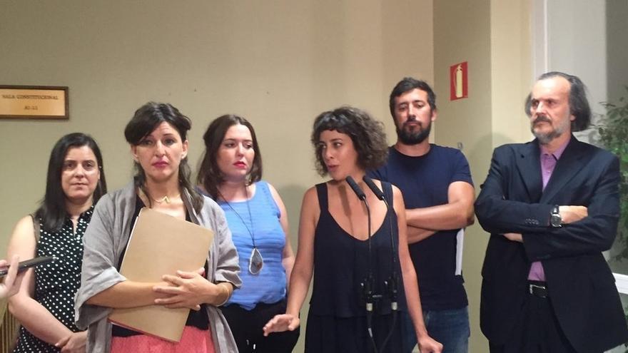 En Marea planea registrar grupo propio y después integrarse en el de Unidos Podemos si la Mesa lo deniega