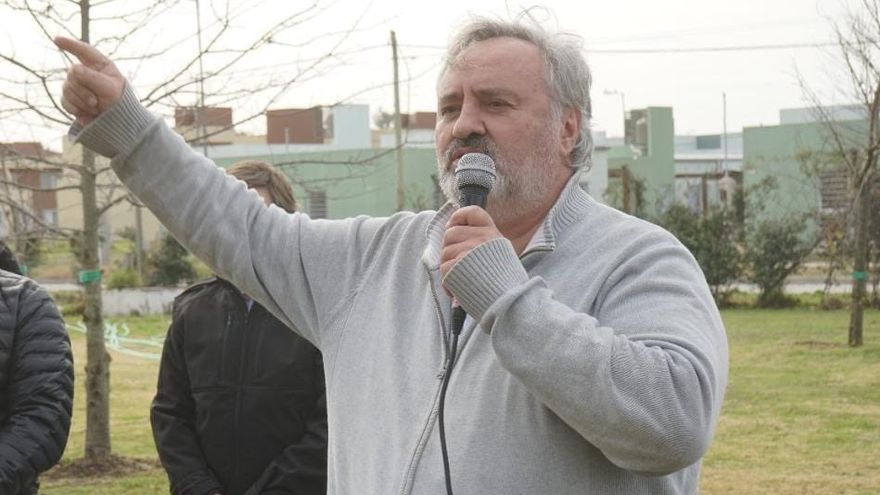 Joaquín de la Torre, de campaña en la Provincia