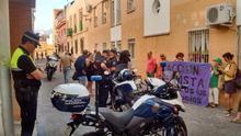 El Ayuntamiento de Málaga desahucia por okupa a una mujer a la que le concede una ayuda para el alquiler