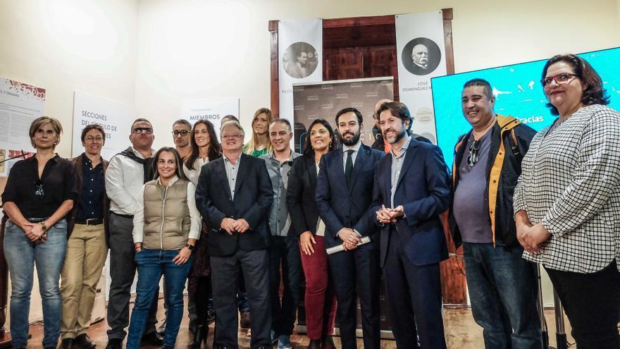 Presentación de los resultados de la campaña 'Puerto de la Cruz, parte de ti'