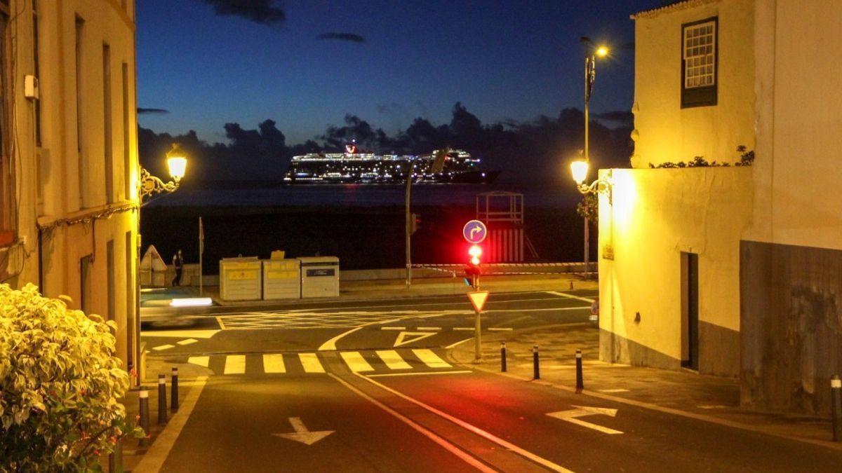 Imagen de archivo de la Avenida de El Puente de Santa Cruz de La Palma. JOSÉ AYUT