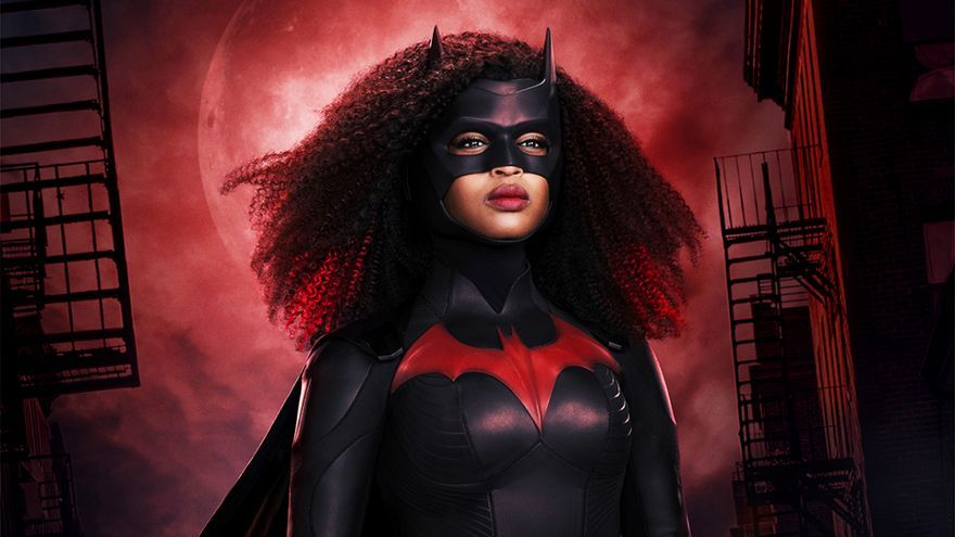 Primeras imágenes de Javicia Leslie como 'Batwoman'