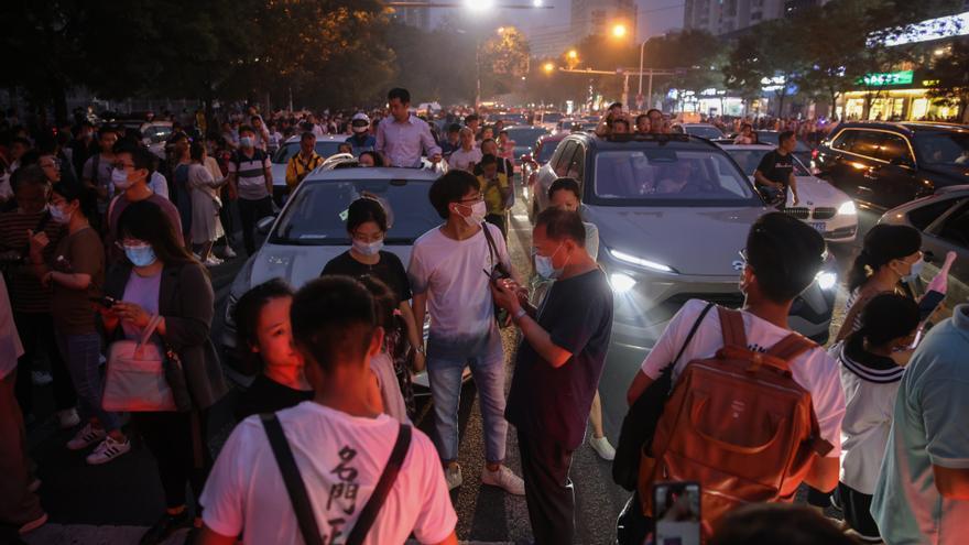 """China detecta 9 nuevos casos, todos """"importados"""", la cifra más baja en un mes"""