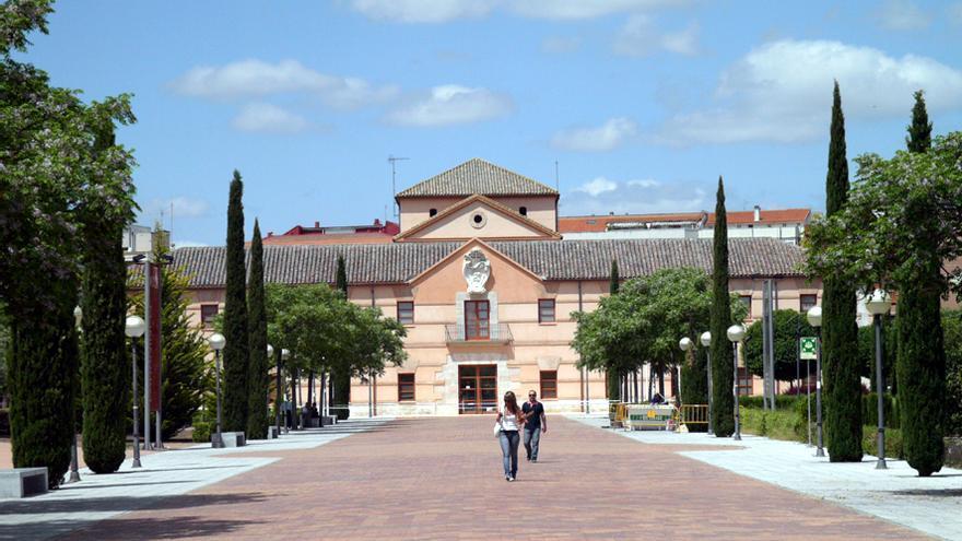 Rectorado Universidad de Castilla-La Mancha