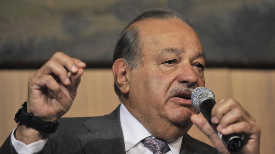 Carlos Slim, el más rico del mundo, aboga por erradicar la pobreza en pro de las economías
