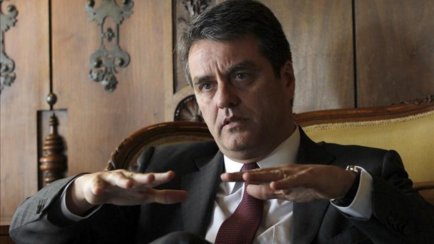 El brasileño Roberto Azevêdo, nuevo director general de la OMC