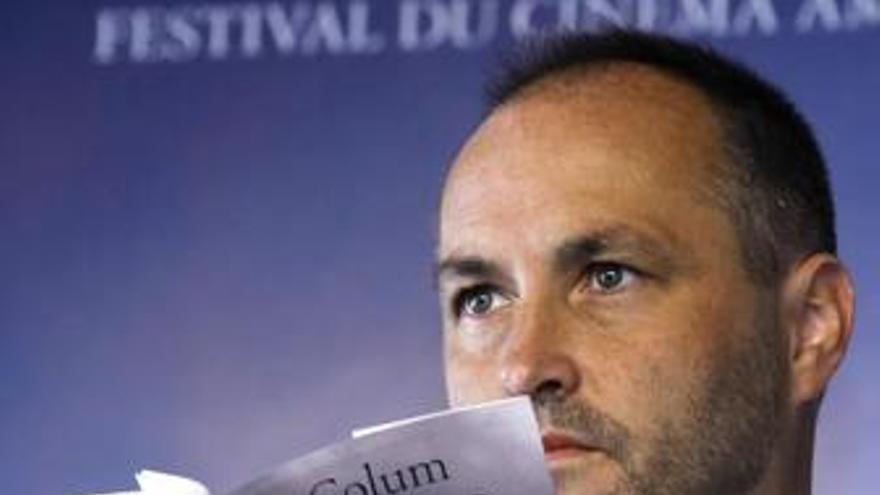 El escritor Colum McCann
