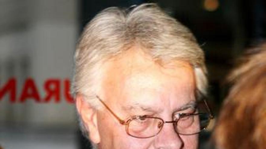 El ex presidente del gobierno Felipe Gonzalez