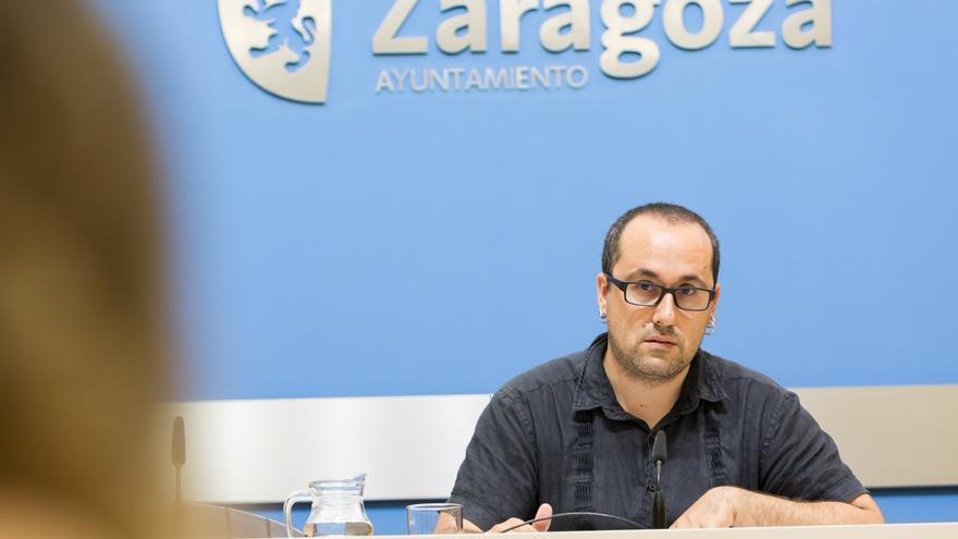 El concejal de Servicios Públicos y Personal, Alberto Cubero.