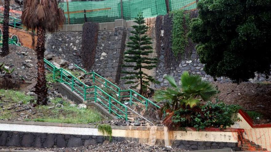 De los daños de la lluvia en LPGC (I) #5