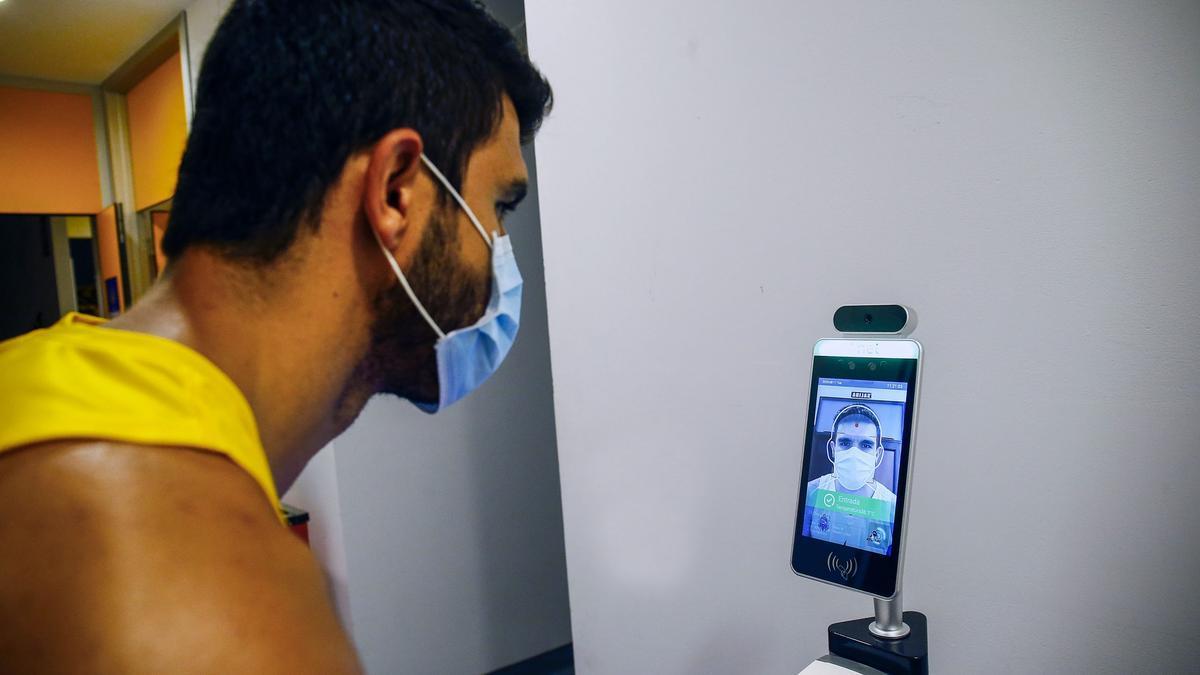 Los terminales Biosanex miden  la temperatura vía radiografía facial