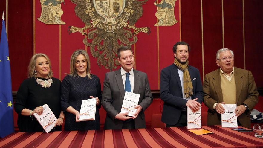 'El desengaño' se presentó en la Sala Capitular del Ayuntamiento de Toledo