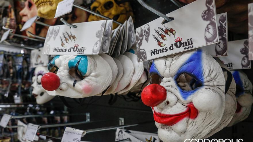 Disfraces de Halloween | ÁLEX GALLEGOS