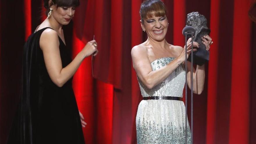 Eva Llorach consigue el Goya como actriz revelación de 2018