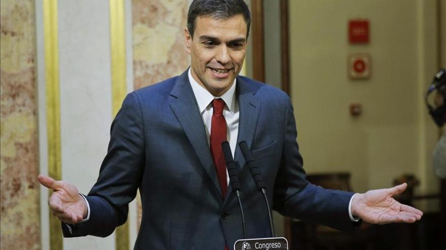 """Sánchez asegura que al PSOE """"no le va a temblar el pulso"""" y actuará con la máxima contundencia"""