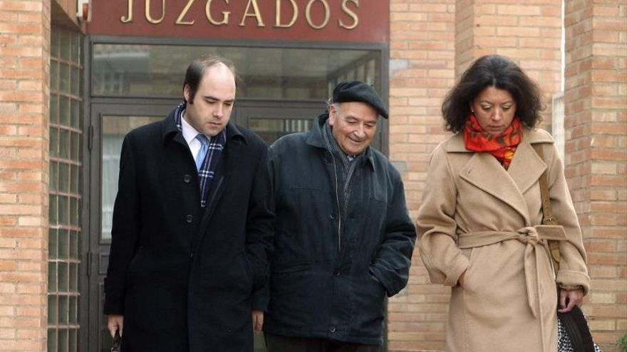 Un testigo clave declara ante la juez que el cura de Borja era extorsionado
