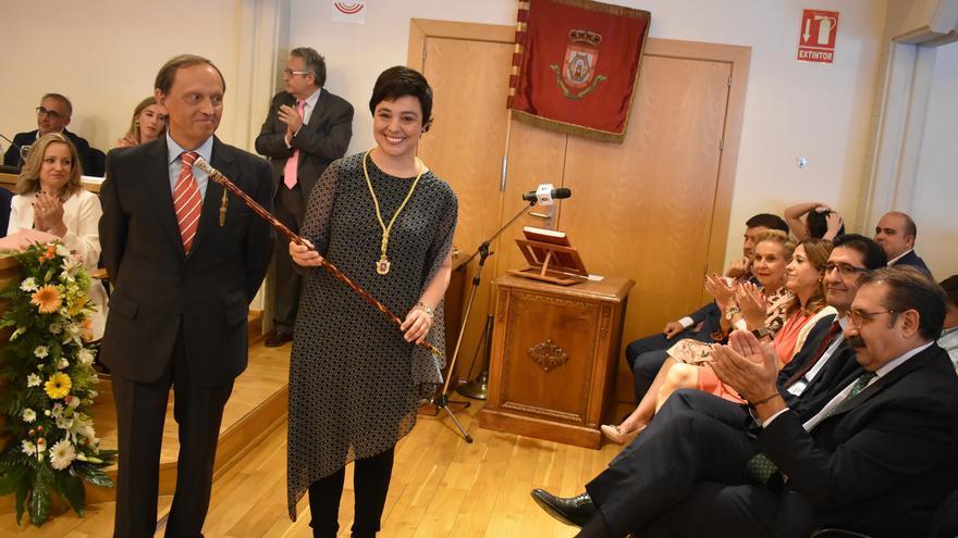 Pilar Zamora FOTO: Ayuntamiento de Ciudad Real