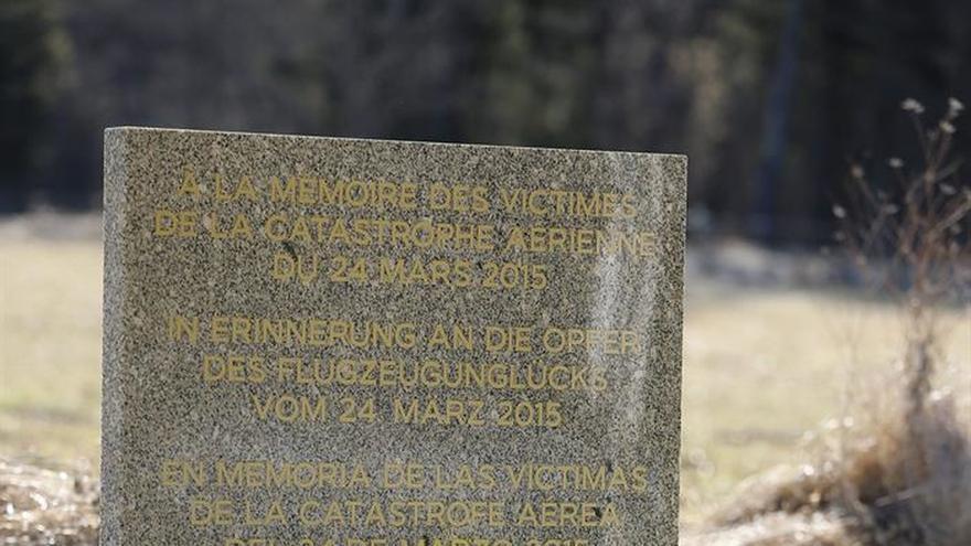 Familiares de las víctimas del Germanwings harán actos para que no se olvide