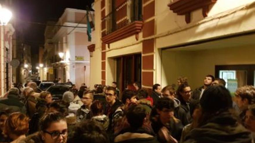 Asamblea Universitaria Badajoz libro Alicia Rubio