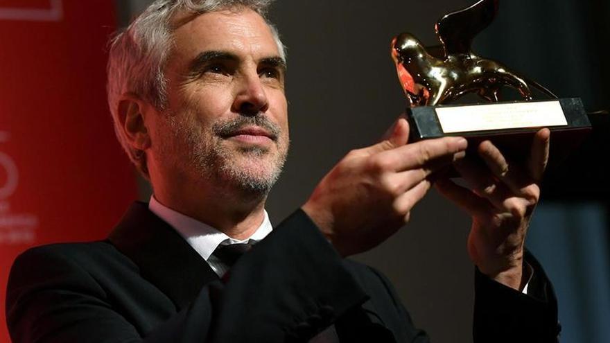 """""""Roma"""", de Alfonso Cuarón, representará a México en los Óscar y los Goya"""