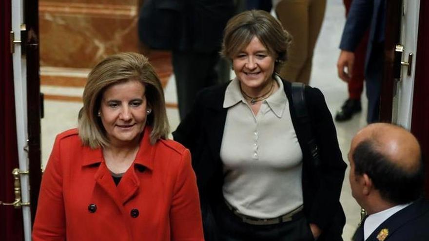 """Bañez y Tejerina expresan su """"especial dolor"""" por la muerte de Barberá"""