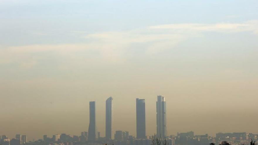 Ecologistas critican al Ayuntamiento por no activar el protocolo de contaminación