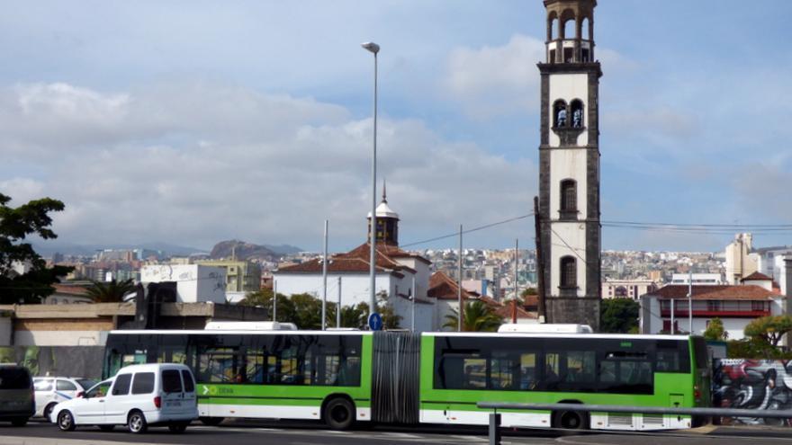 El comité de empresa de Titsa ha expresado su rechazo a la ampliación del tranvía