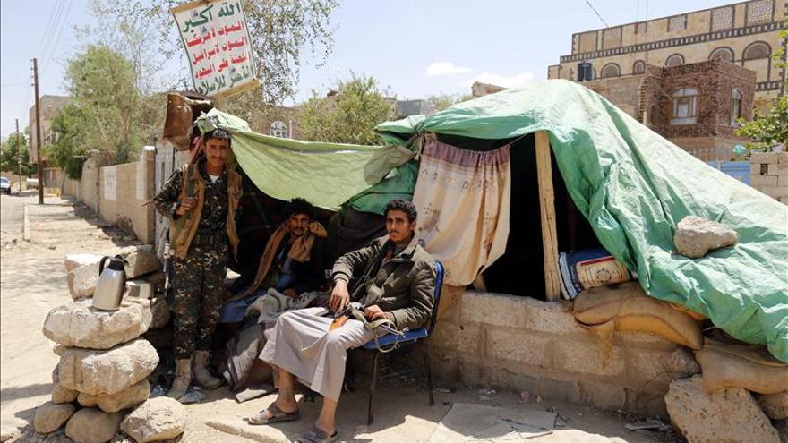 Decenas de muertos en Saná por bombardeos de la coalición árabe