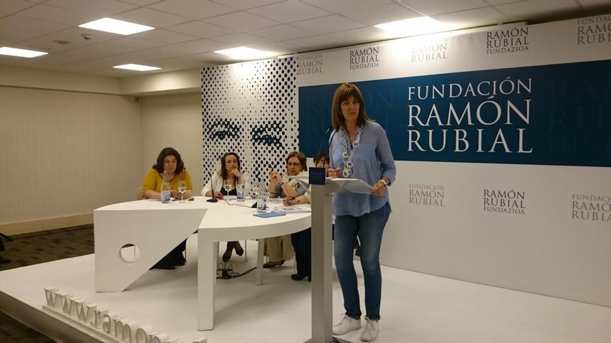 """Mendia (PSE) dice que la discriminación laboral de las mujeres vascas """"desmonta el discurso de autocomplacencia de PNV"""""""