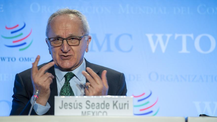El mexicano Seade defiende ante la OMC su candidatura a dirigir el organismo