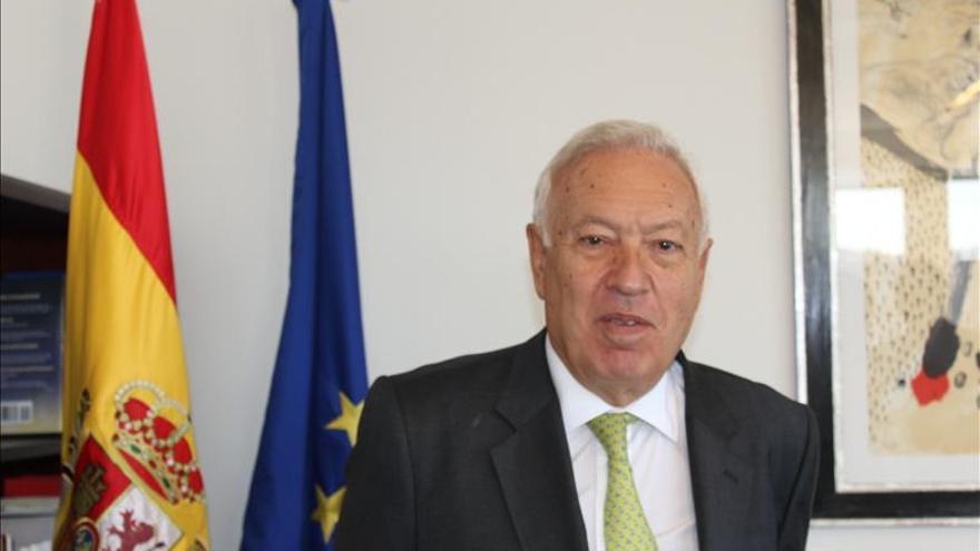 Margallo: Putin intenta revertir lo ocurrido tras caída del Muro de Berlín