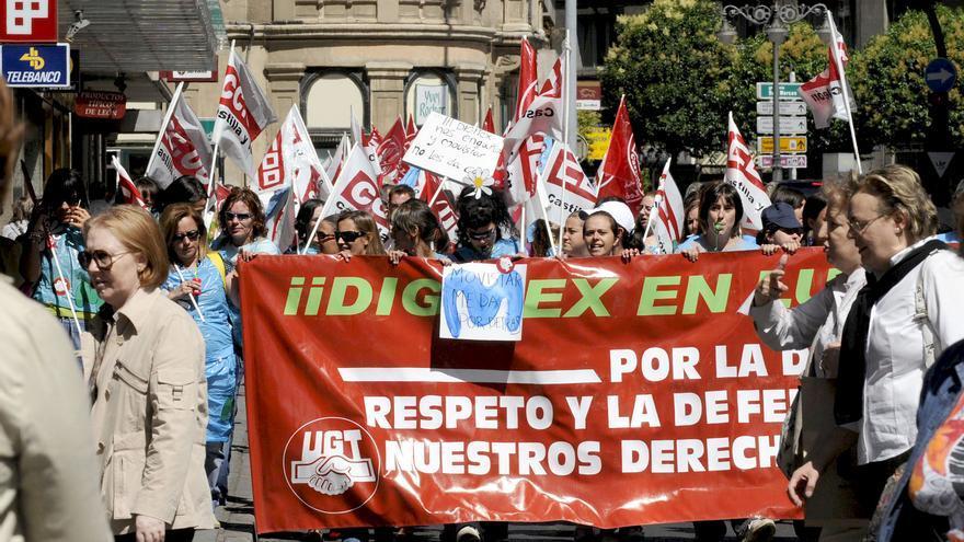 Digitex plantea el despido del 15% de su plantilla, correspondiente a 85 trabajadores de su centro de Camargo, según USO