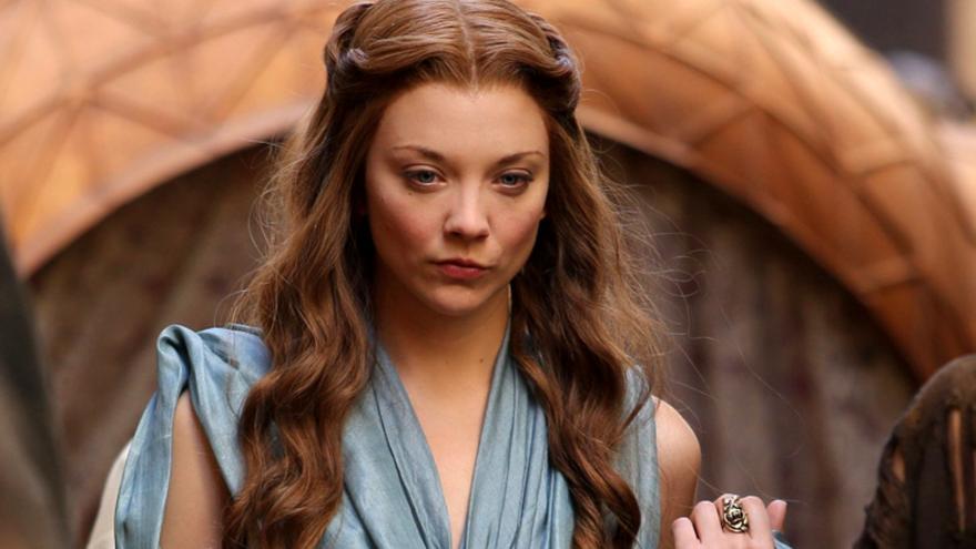 Natalie Dormer en 'Juego de tronos'
