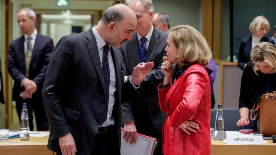 Calviño rechaza especular sobre la fecha de las elecciones y ve posible aprobar los PGE
