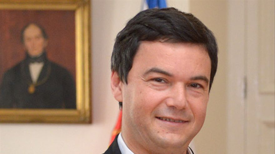 El economista Thomas Piketty
