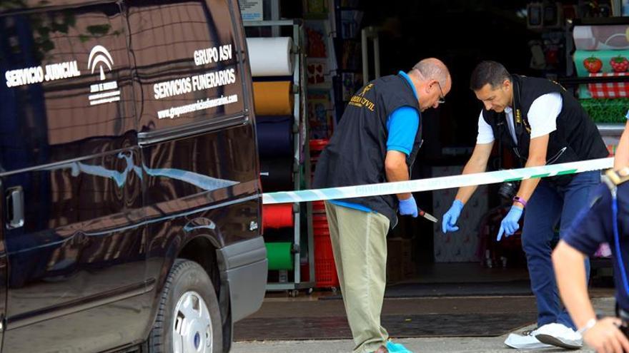 Detenido el presunto autor del asesinato de un comerciante chino en San Roque (Cádiz)