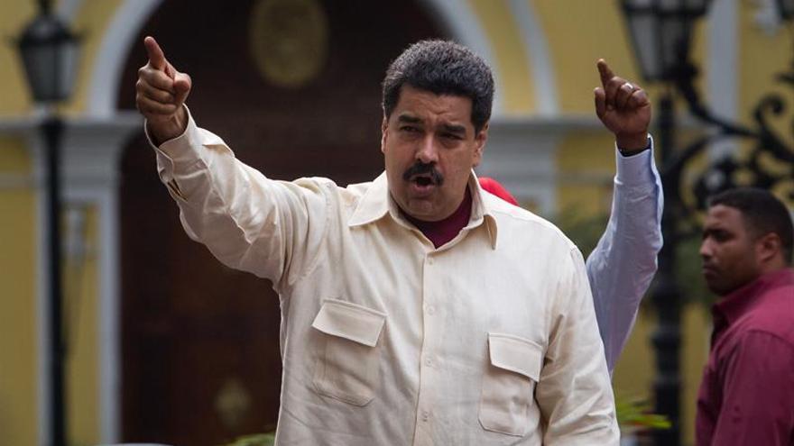 """Maduro asegura estar """"más duro que nunca"""" pese a los supuestos ataques"""