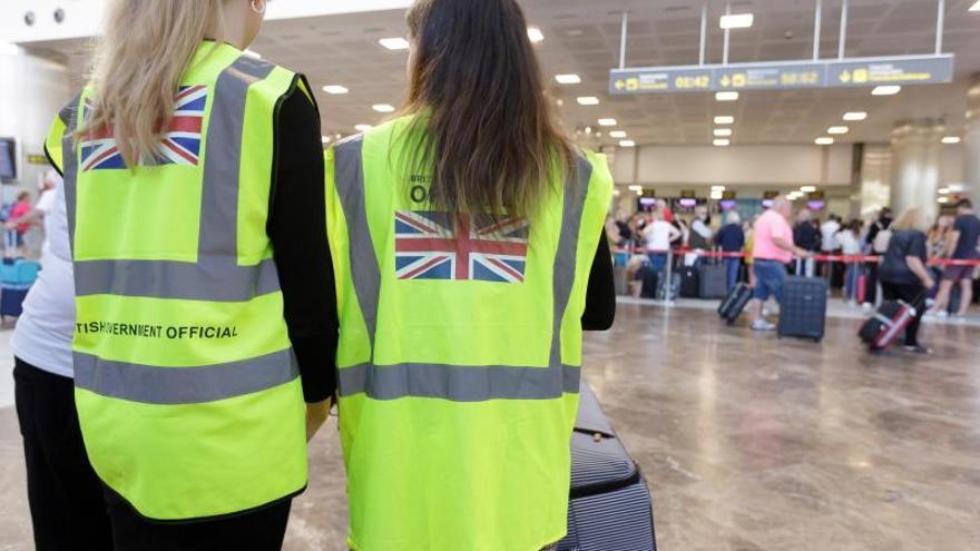 España prorroga hasta el 2 de febrero la limitación de vuelos con Reino Unido