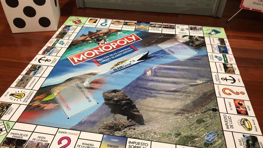 Edición canaria del Monopoly